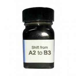 Жидкость для изменения цвета циркона Shifter A2 to B3, 30 мл